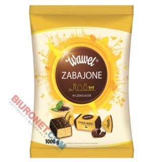 Zabajone Wawel, cukierki w czekoladzie