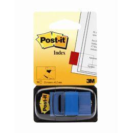 Zakładki indeksujące Post-it 25 x 43 mm, foliowe paski, 50 sztuk