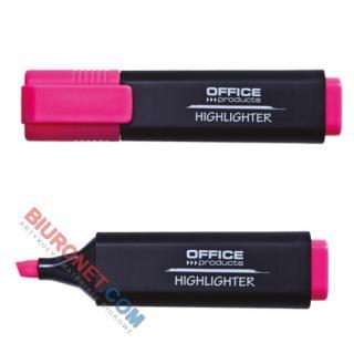 Zakreślacz fluorescencyjny Office Products, 10 sztuk, szerokość linii 1-5mm