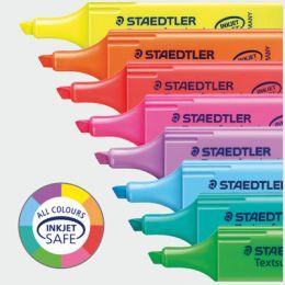 Zakreślacz fluorescencyjny TOPSTAR. Staedtler