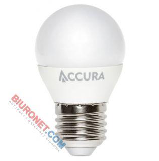 Żarówka LED Accura Premium, kulka 7W