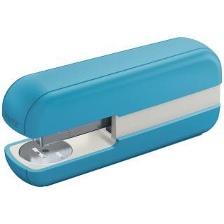 Zszywacz Leitz Cosy, niebieski, 30 kartek, 10 lat gwarancji 55670061 morski niebieski