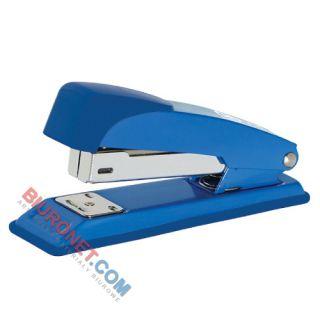 Zszywacz metalowy Office Products do 30 kartek, głebokość wsunięcia 50 mm niebieski