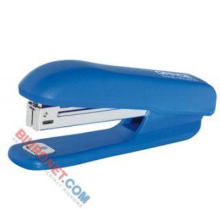 Zszywacz Office Products, metalowy mechanizm, zszywa do 16 kartek niebieski