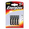 Baterie Energizer, alkaliczne, blister 4 sztuki