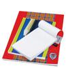 Blok biurowy InterDruk, 100 kartek w kratkę, zamykany od góry format A4