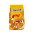 Ciastka Leibniz Minis Bahlsen, miniaturowe herbatniki