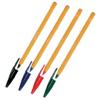 Długopis BIC Orange, jednorazowy ze skuwką, końcówka 0,7mm