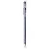 Długopis Pentel SuperB BK-77, tusz olejowy, ze skuwką, końcówka 0,7mm
