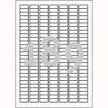 Etykiety usuwalne AVERY Zweckform, uniwersalne, z zaokrąglonymi rogami, 25 arkuszy A4