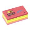 Karteczki Post-it Super Sticky paleta Kapsztad, komplet bloczków po 90 kartek