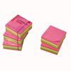 Kostka Esselte Contacta, karteczki samoprzylepne 75x75 mm, 320 kartek