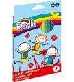 Kredki ołówkowe Fiorello Super Soft, trójkątne