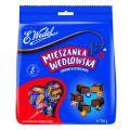 Mieszanka Wedlowska, cukierki w czekoladzie deserowej