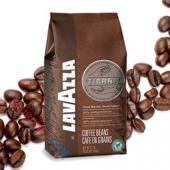 Lavazza Tierra, kawa ziarnista 100% Arabica