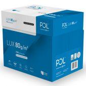 Papier POLlux A4/80g, klasa B+